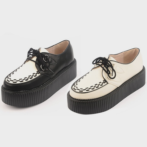 Basic high creepers · just fashion ·
