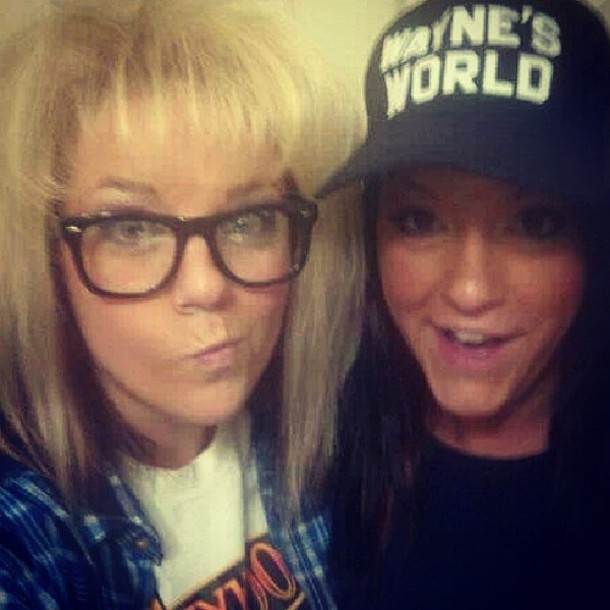 hat wayne's world