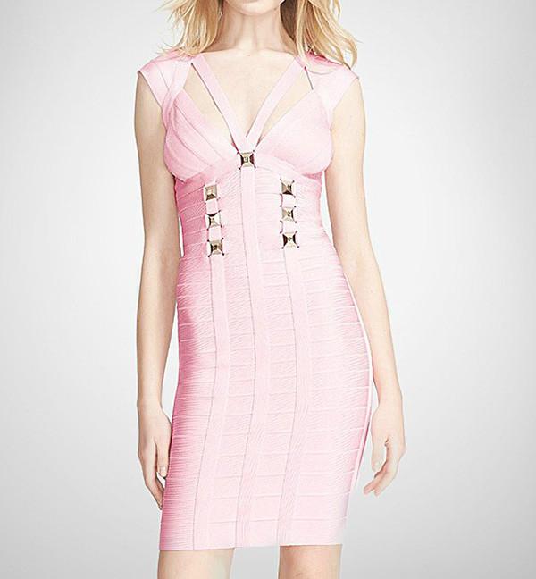 streetstyle stylemoi party dress sexy dress bodycon dress pastel bodycon dress