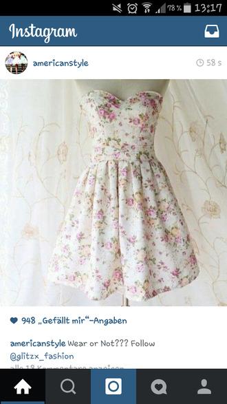 dress short party dresses cute dress floral dress flowerpower