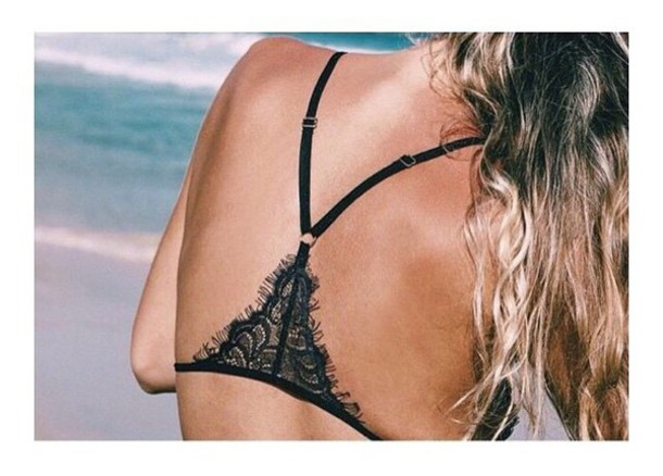 underwear black lace bra lace lingerie soft bra style bra