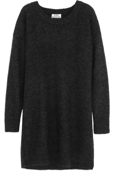 Acne | Wham oversized knitted sweater | NET-A-PORTER.COM