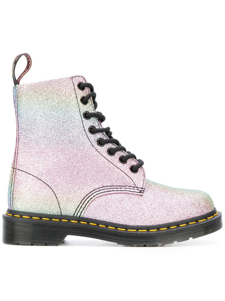 Dr. Martens glitter women shoes