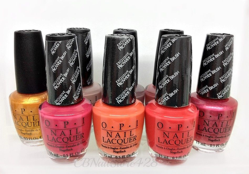 OPI Discontinued Japanese Collection Pick Any Shade   eBay