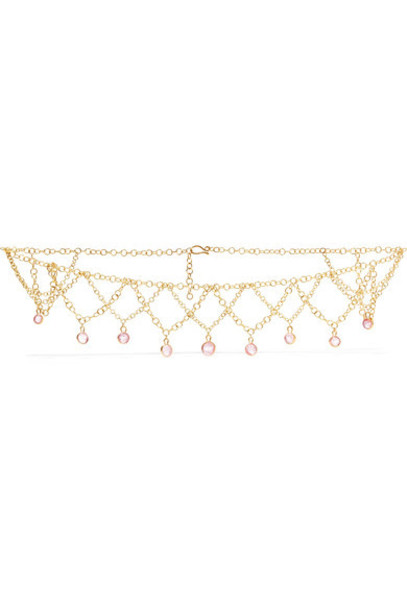 Pippa Small necklace gold jewels