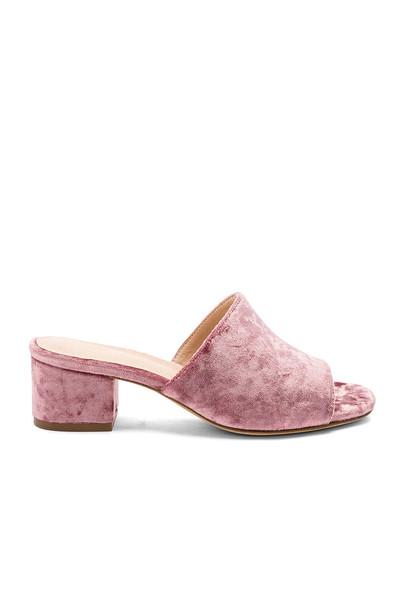 RAYE pink shoes