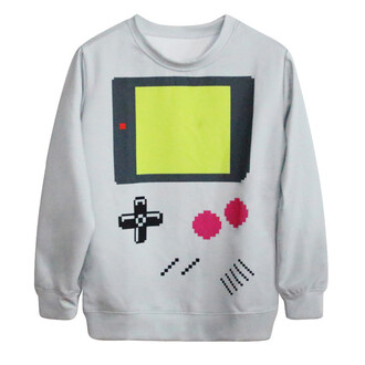 cartoon top 3d jumper 3d sweatshirts