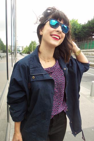 jacket valentine top blouse