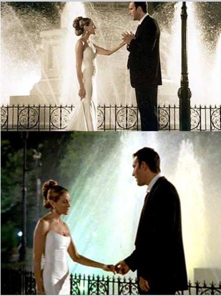 sex and the city carrie bradshaw dress white white prom dress long dress white dress formal dress clothes: wedding strapless dress strapless