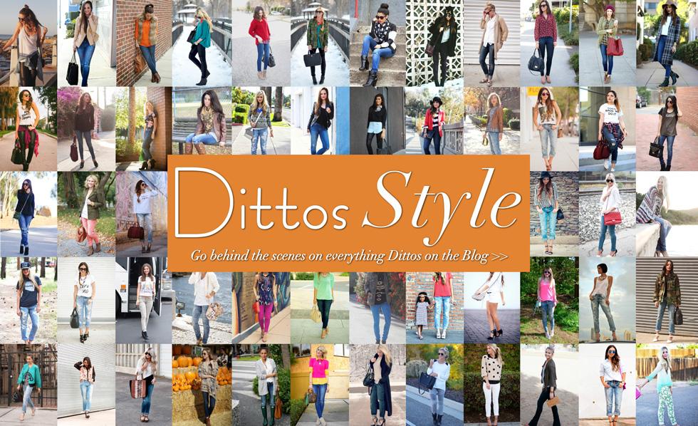 Dittos   70's Inspired Denim