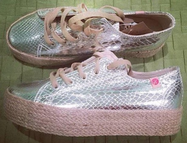 shoes platform shoes style print
