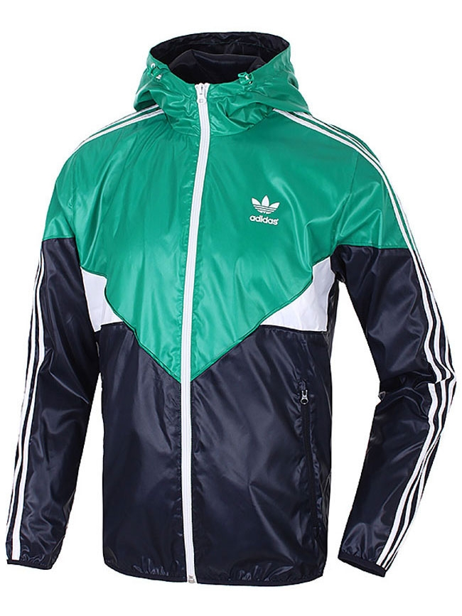 adidas originals colorado windbreaker fregreen legink. Black Bedroom Furniture Sets. Home Design Ideas