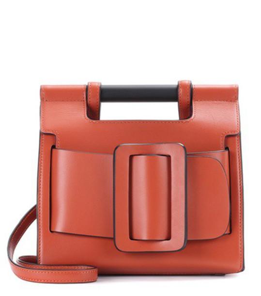 Boyy leather brown bag