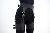 belt,fetish,chaps,harness,emo,haute,legharness,harnessbelt,leather,lingerie,bodyharness,accessories,fashion accessory