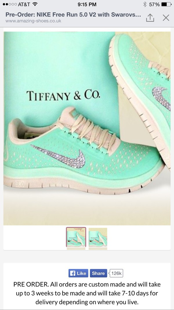 bb4562f6fb4b Nike Free 4.0 V4 Hyper Turquoise Tiffany Blue running shoes with ...