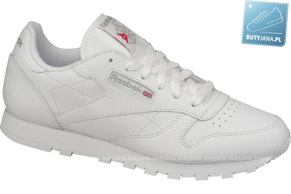 Reebok Classic Leather Double W (White White)