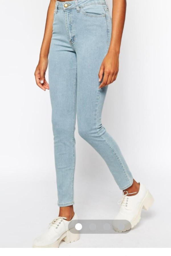 shoes perfect jeans