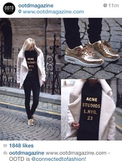 shoes,gold,nike,nike sneakers,coat