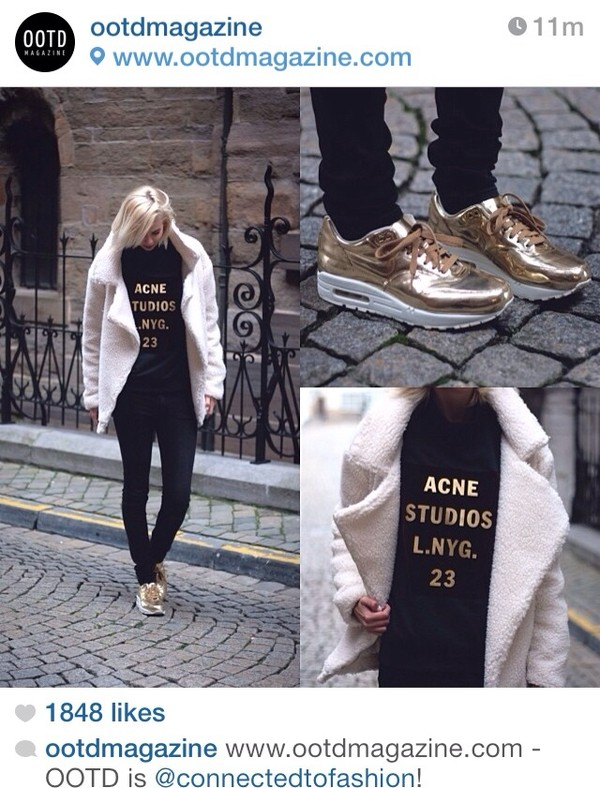 shoes gold nike nike sneakers coat