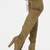 'Pull Some Drawstrings' Thigh-High Tie-Back Boots - Black, Natural, Tan, Taupe, Olive