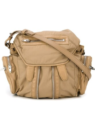 backpack nude bag