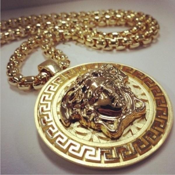 jewels versace necklace
