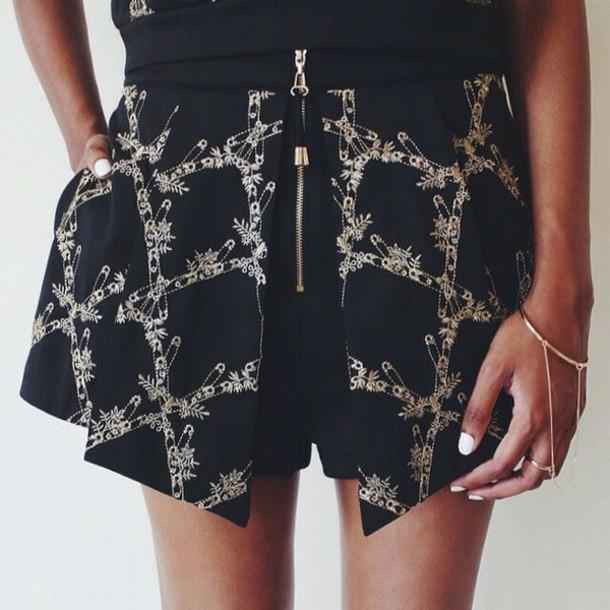 shorts skorts