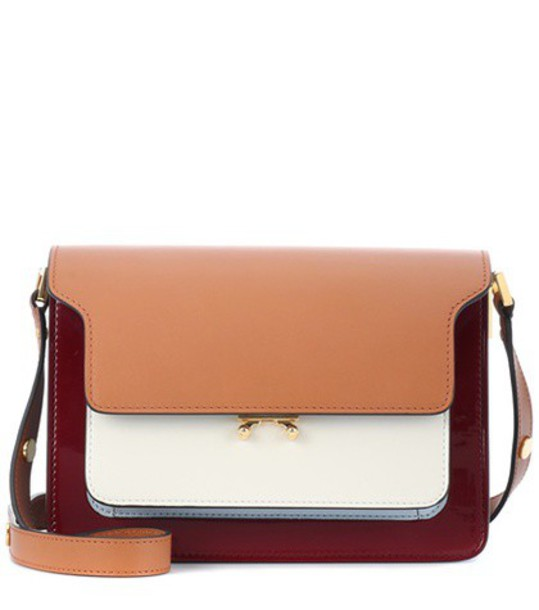 MARNI bag shoulder bag leather