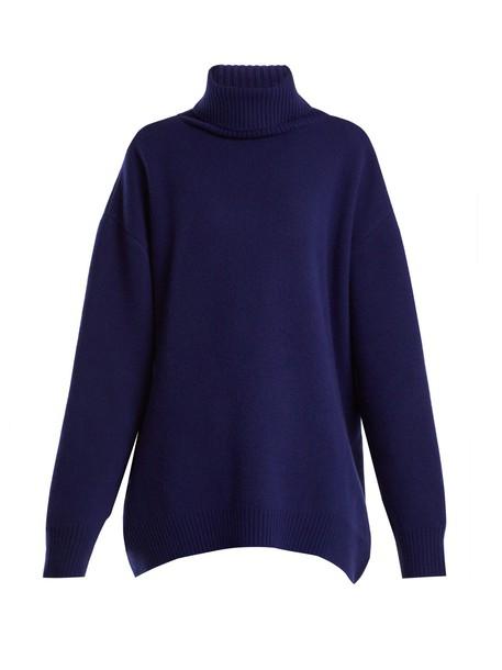 Raey sweater oversized wool knit