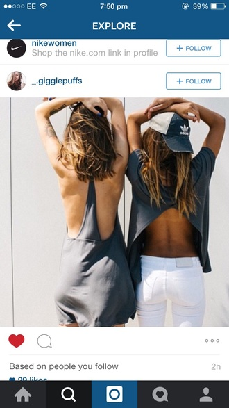 dress grey dress summer dress summer outfits white jeans backless top backless dress adidas originals california girl beauty california