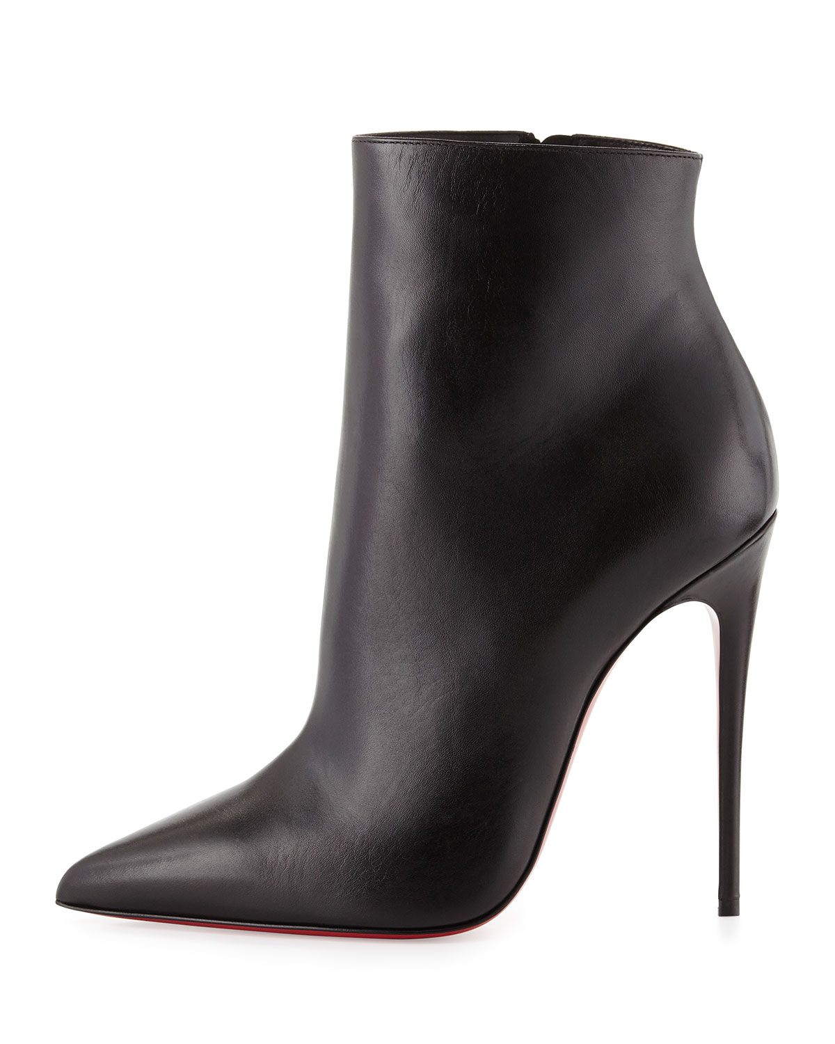 Christian Louboutin So Kate Booty Red Sole Ankle Boot