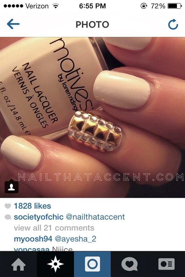 nail polish nude polish