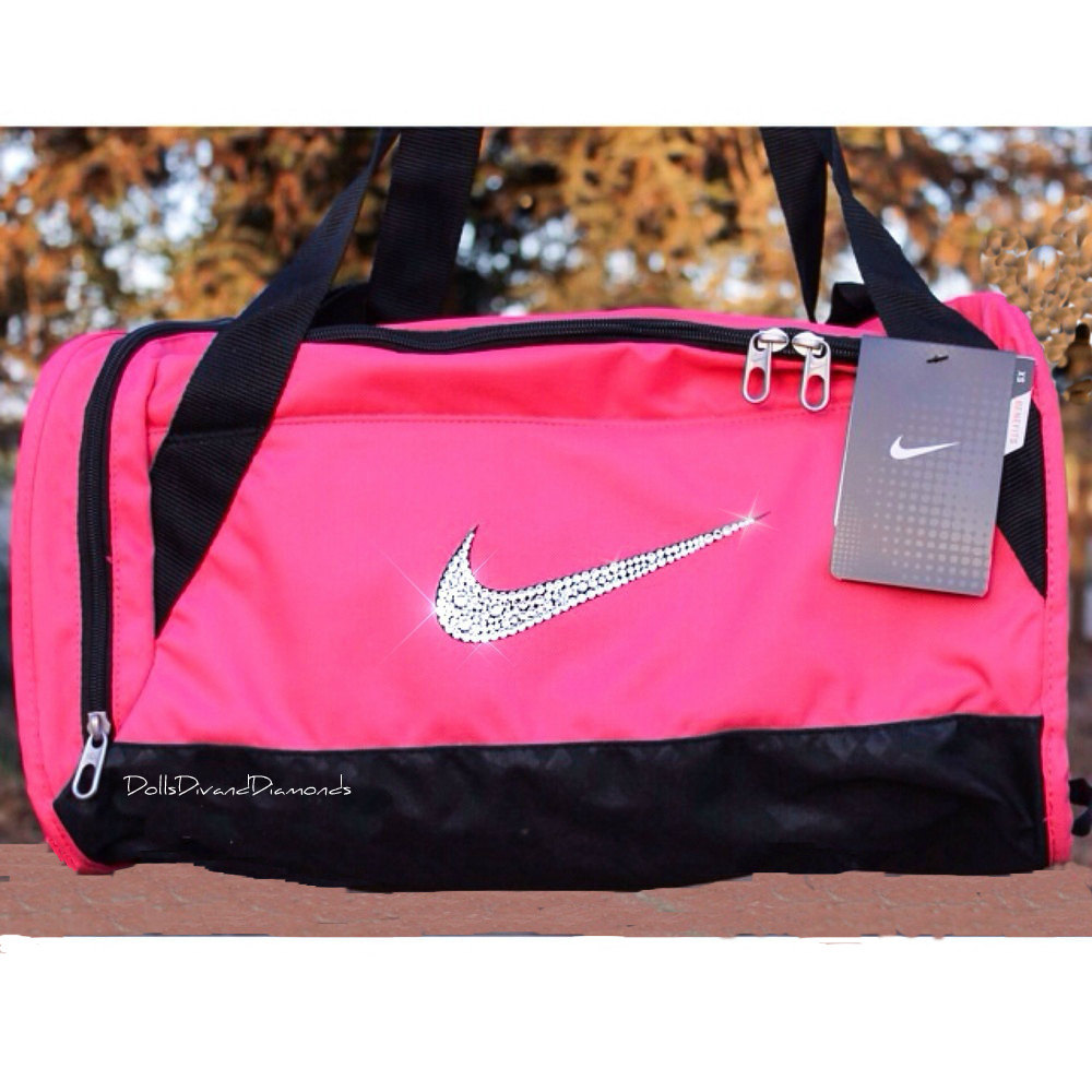 Nike xs Duffel Bag W/swarovski
