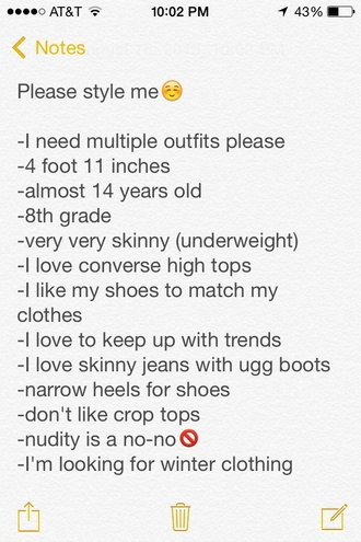 sweater converse converse high tops high top converse 13 8th grade small oversized sweater skinny jeans boots ugg boots fur shopping bag shopping addict trendy winter outfits winter sweater winter swag matchy matchy narrow shoes sneakers high top sneakers style me