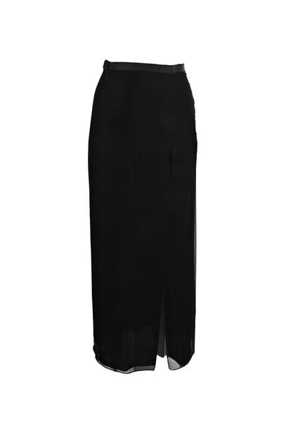 LOEWE skirt black