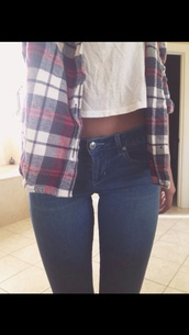 shirt,flannel,red,burgundy,white,blue,checks,checkered,flannel shirt,navy,plaid shirt,plaid,jeans,casual,white t-shirt,t-shirt,tumblr,tumblr girl,everyday,denim,tank top,blouse,tartan,red tartan,trendy top,trendy blouse,trend 2014,fashion,top,slim,fit,health,vintage,vintage pattern,fashion 2014,red shirt,tartan dh,jacket,hipster,cute,funny,summer,spring outfits,spring,indie,white shirt,cute outfits,pants,dark blue,low waist,rouge,blanc,chemise,carreaux,noir,clothes,red and blue flannel,give me,pattern,fall outfits,tumblr outfit,white top,checked shirt,grey,skinny pants,skinny jeans,style,cuadros,carree,white crop tops,blue jeans,cardigan,hat,basic