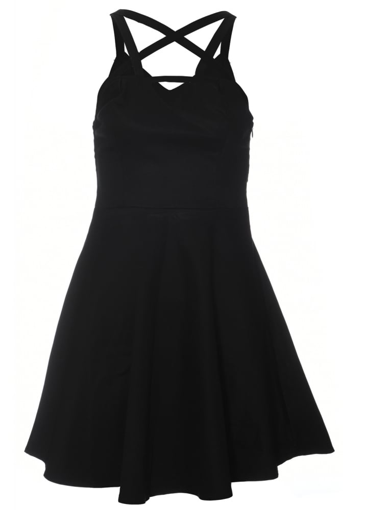 Doctor Faust Onna Dress | Attitude Clothing