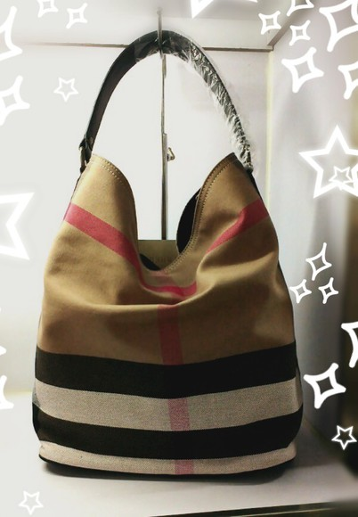 burberry bag hobo bag