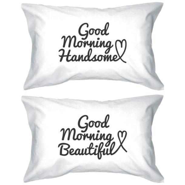 pajamas matching couples morning beautiful morning