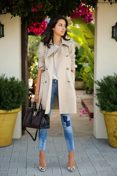 coat jeans bag jewels shoes viva luxury nail polish
