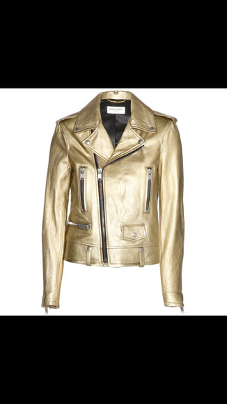 cool jacket metalic