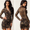 Sexy elegant lace dress | awesome world - online store
