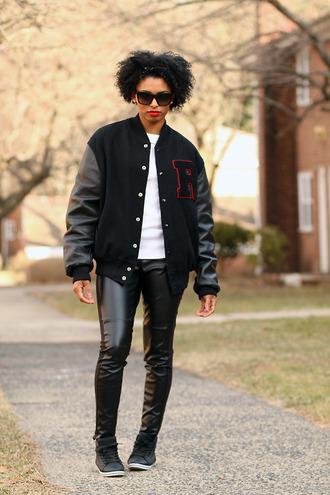 jacket swag varsity jacket