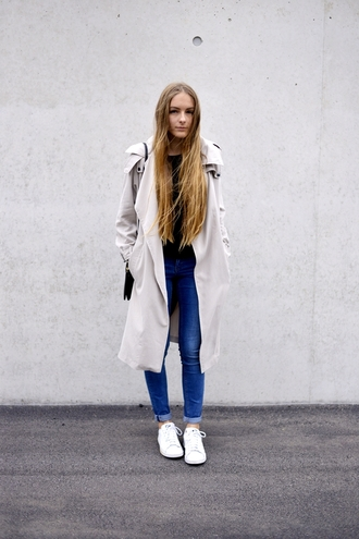 by annna blogger shirt jeans shoes bag