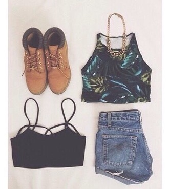 shirt summer dope weed shirt style fashion shorts top tank top crop tops timberlands