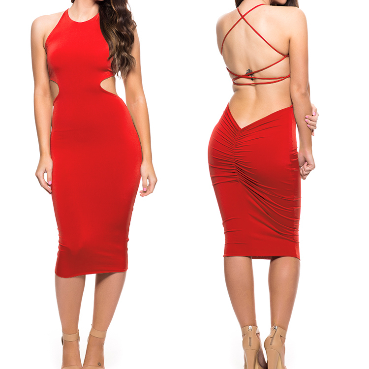 Sexy pencil dresses