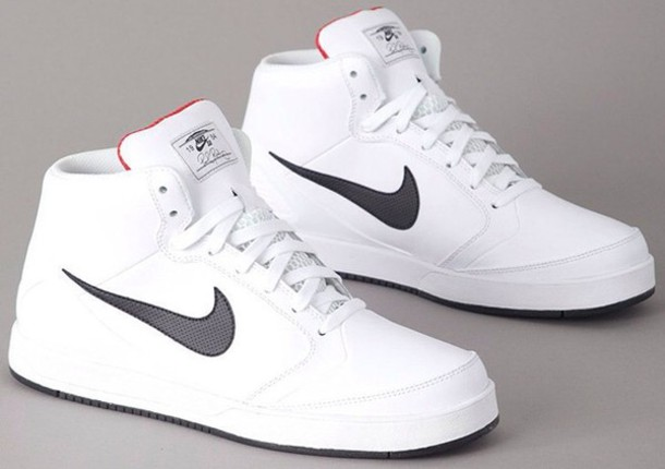 Get the best deals on white high top nike sneakers and save up to 70% off at Poshmark now! Whatever you're shopping for, we've got it.