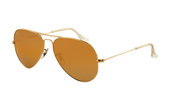 Ray-Ban RB3025 Aviator Mirror  Sunglasses | Ray-Ban USA