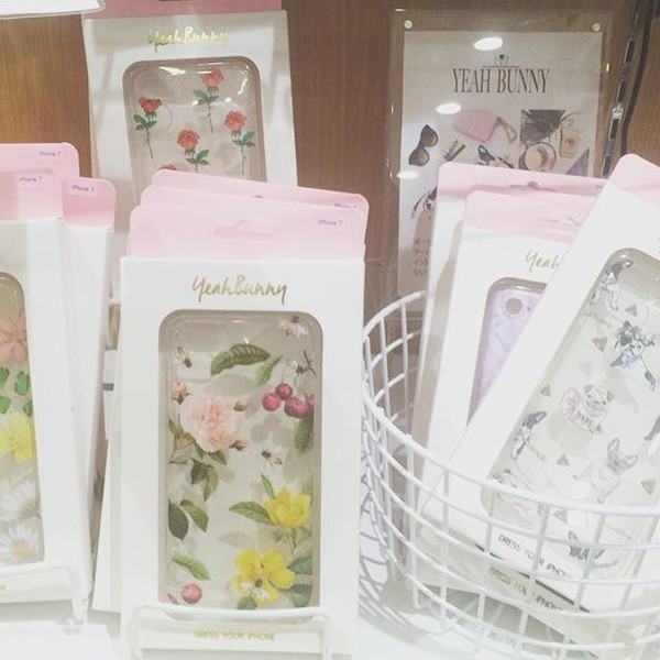 phone cover yeah bunny iphone cover iphone case floral flowers