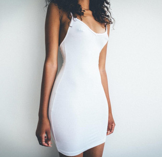 dress outfit made white dress bodycon bodycon dress party party dress day dress summer summer outfits summer dress mini dress